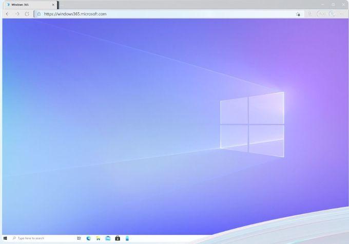 Windows 365: Soon you can run Windows in your browser