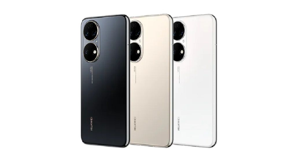 Huawei unveils new flagship mobiles P50 and P50 Pro