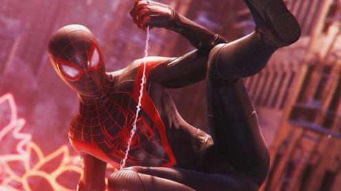 Marvel's Spider-Man Miles Morales updates to think better