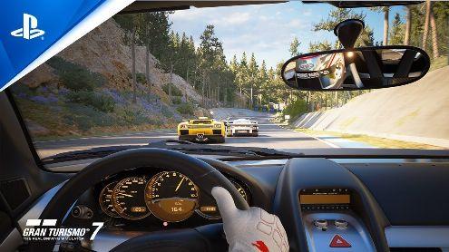 Gran Turismo 7 shows off a bit more in new PS5 trailer