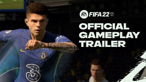 FIFA 22: the gameplay trailer is revealed