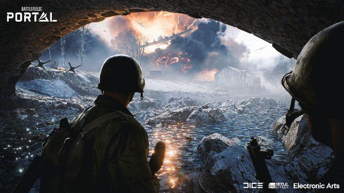 Battlefield Portal, game customization, new maps … ALL the info