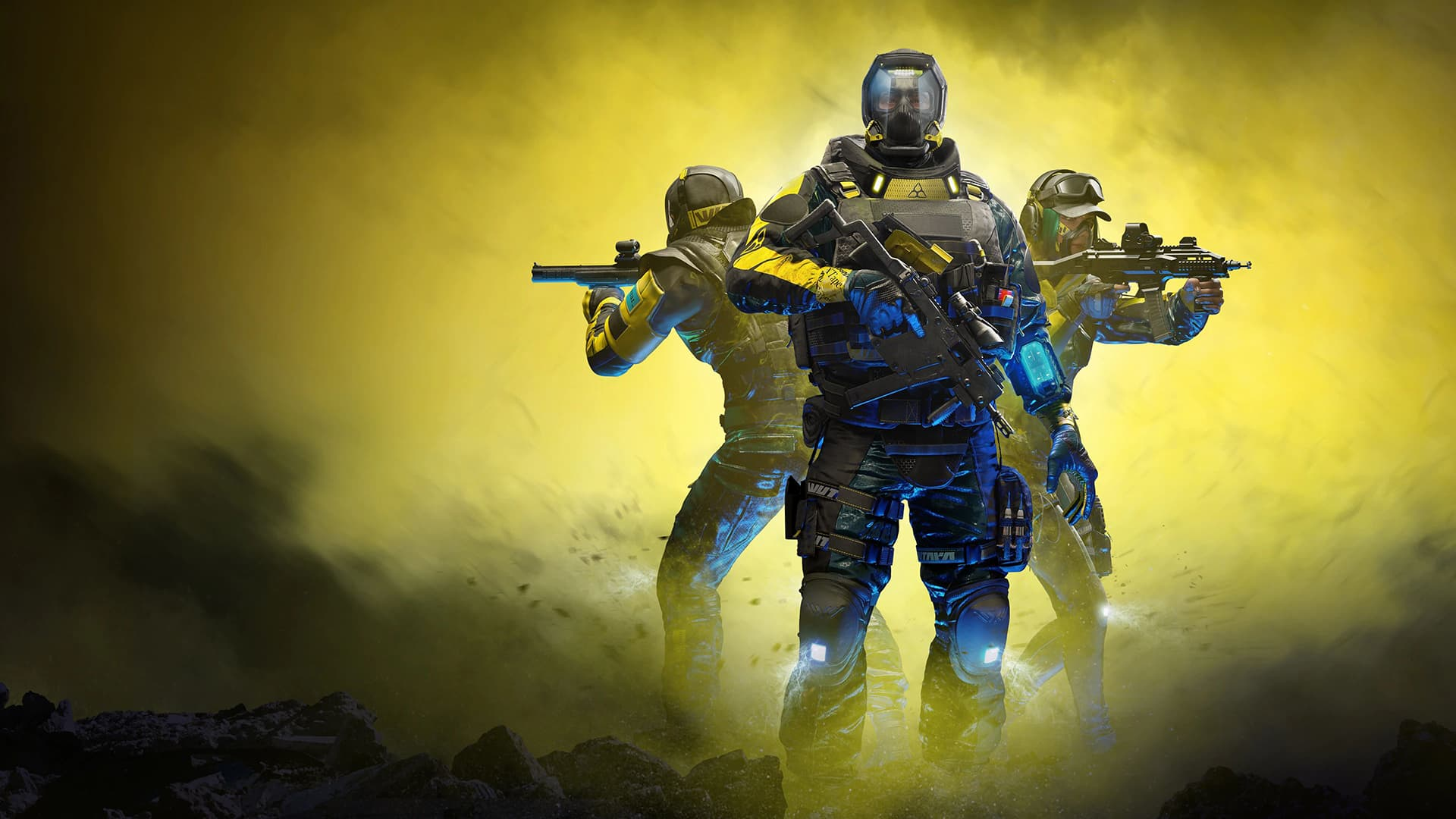 Rainbow Six Extraction is now delayed until 2022