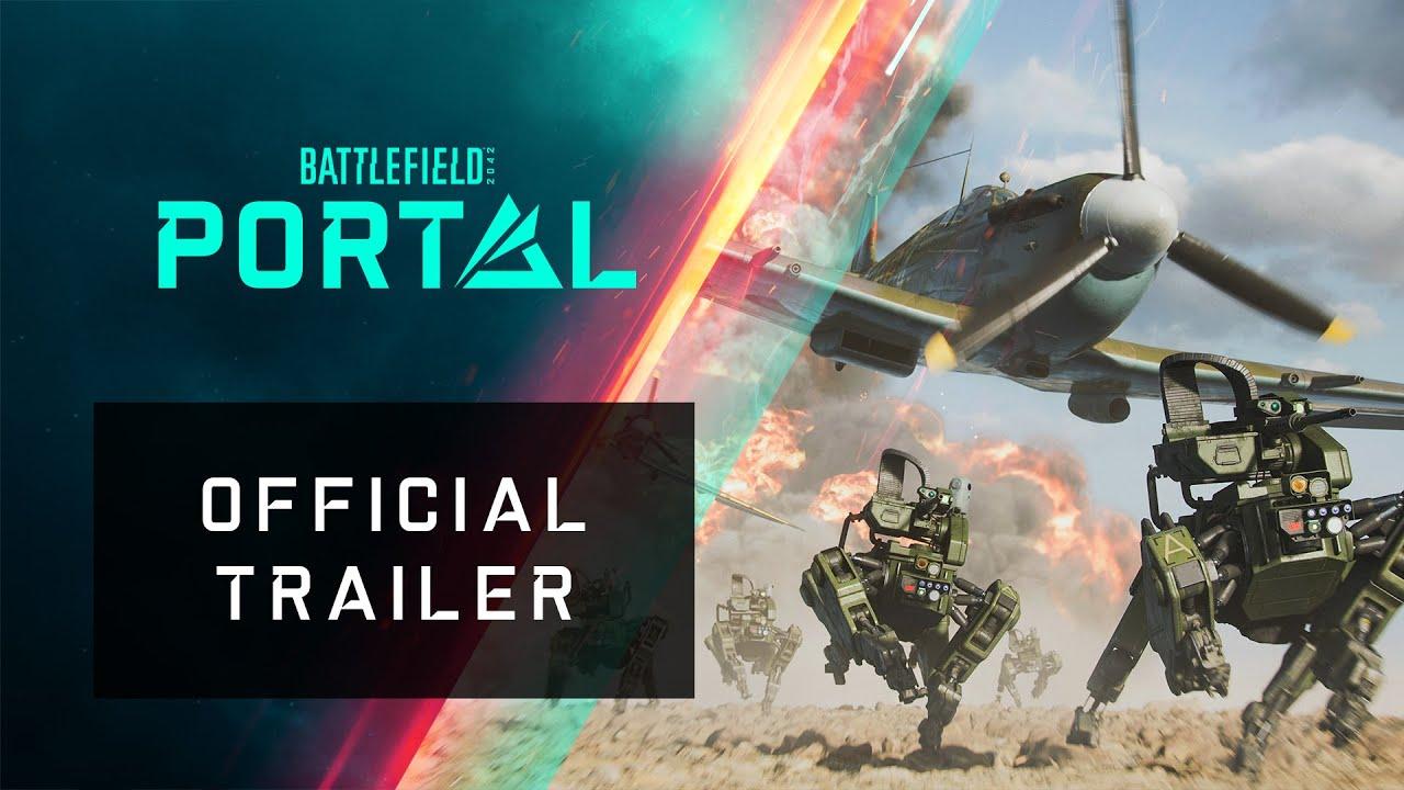 EA surprises us with Battlefield Portal