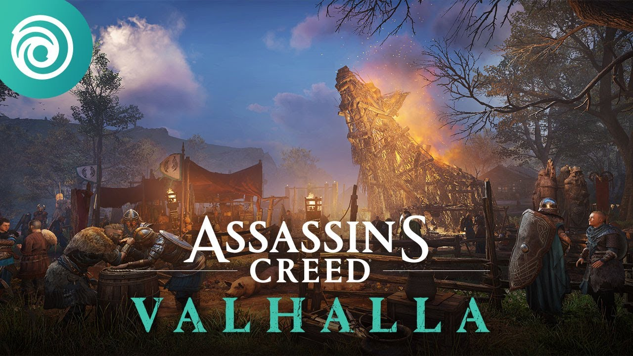 Assassin's Creed Valhalla takes us to Paris in August