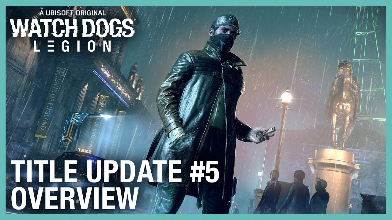 Watch Dogs: Legion gets another big update