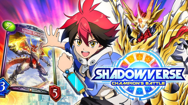 Popular card game meets JRPG in Shadowverse: Champion's Battle