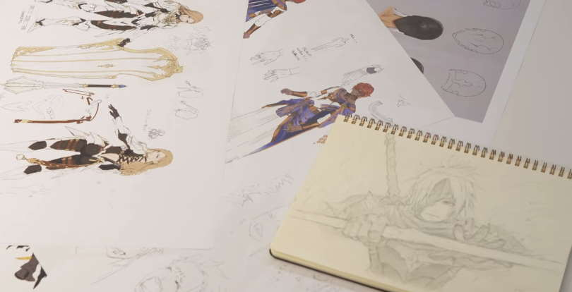A glimpse behind the scenes of Tales of Arise