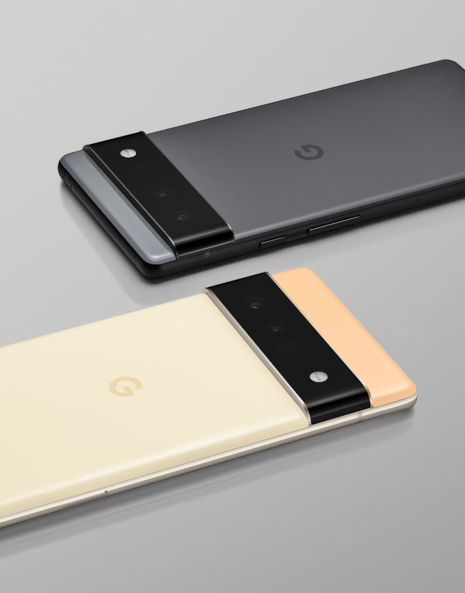 Here is Google's new Pixel 6 and 6 Pro