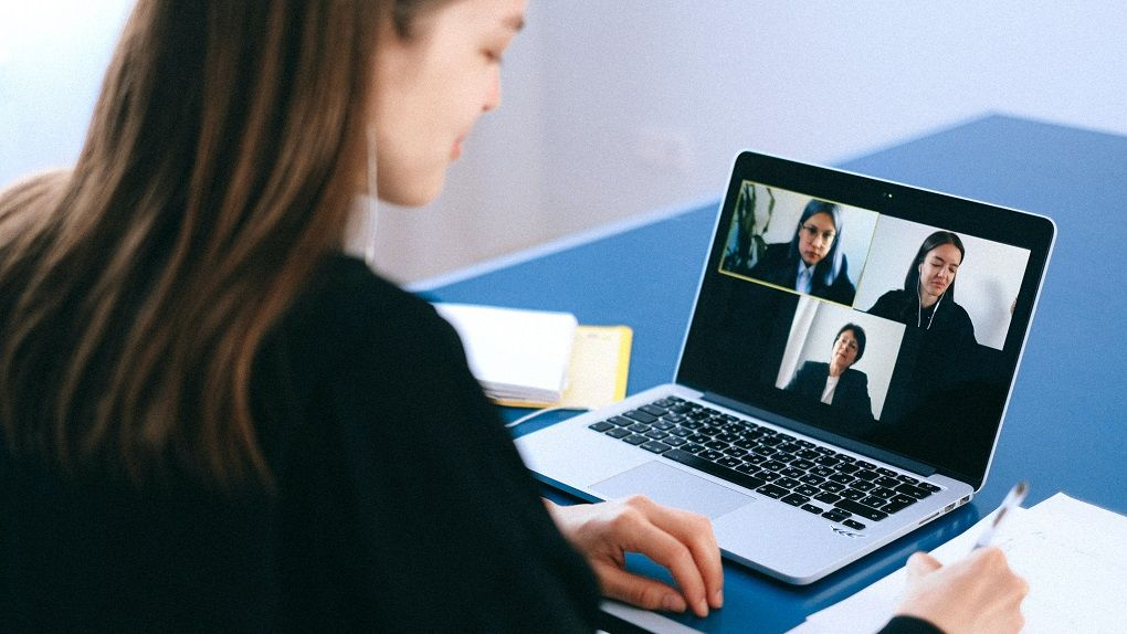 New study: All the video meetings of the pandemic have destroyed our self-image