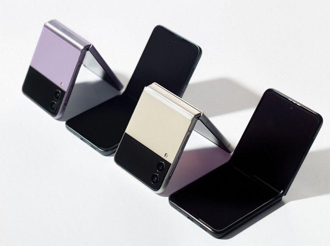 Samsung unveils Galaxy Z Flip 3