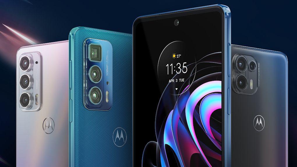 Motorola launches new premium series Edge 20