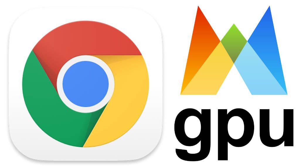 Beta version of Chrome supports webgpu and Apple Metal