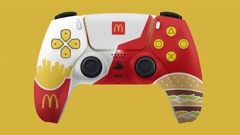 McDonald's wants to win a personalized DualSense, Sony refuses