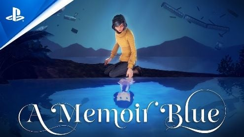 A Memoir Blue unveils in video on PS4 / PS5, a narrative game without words