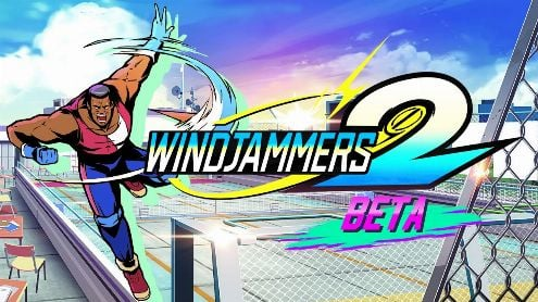 Announced on PS5 and PS4, Windjammers 2 enters Bta