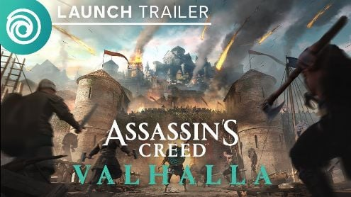 Assassin's Creed Valhalla takes Paris by storm in launch trailer