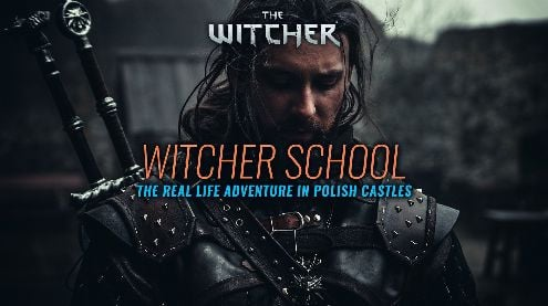 A true school of witers dubbed by CD Projekt RED