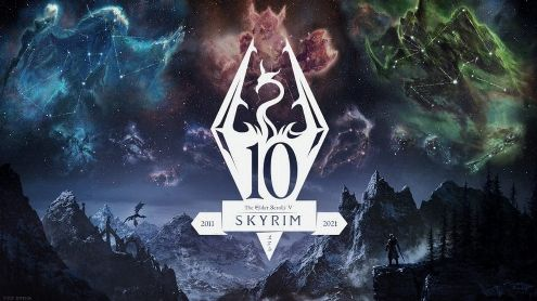 Skyrim will celebrate its 10th anniversary with an Anniversary Edition
