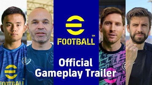eFootball sheath gameplay trailer and info