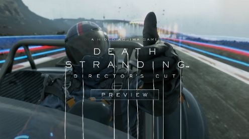 Death Stranding Director's Cut infiltrates with new trailer