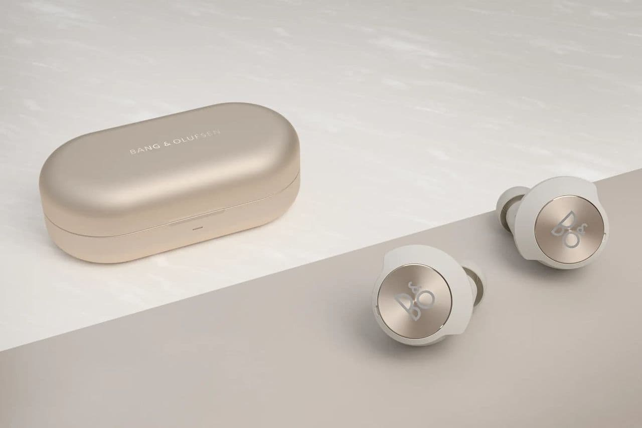 Bang & Olufsen is a true-wireless Beoplay EQ