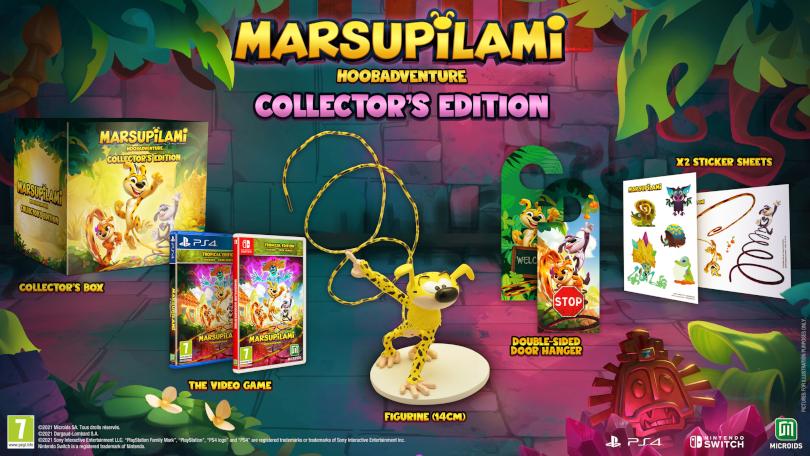 Marsupilami: Hoobadventure – older cartoon reaches the gaming world