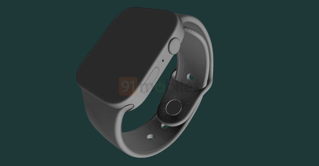 Could this be the next generation Apple Watch?