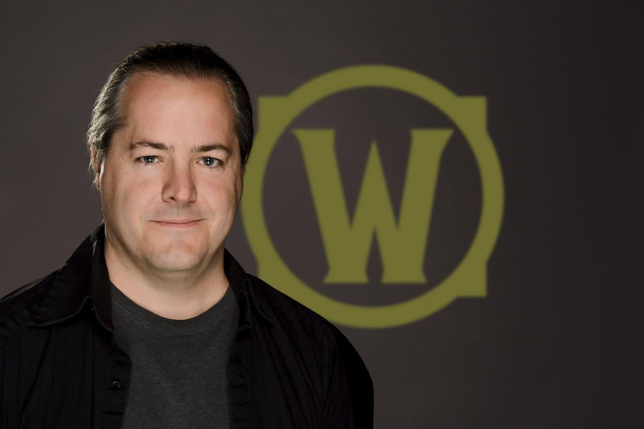 Blizzard CEO J.Allen Brack chooses to resign