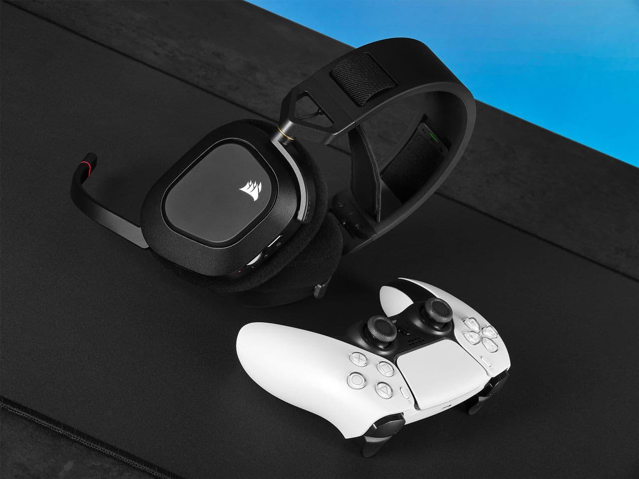 Corsair's latest addition HS80 RGB Wireless