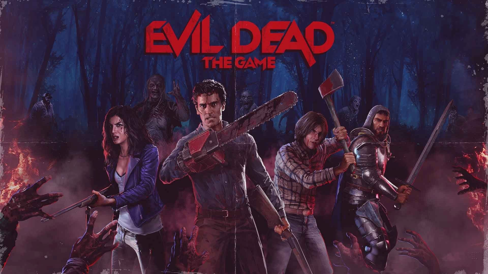 Evil Dead: The Game is now delayed until 2022