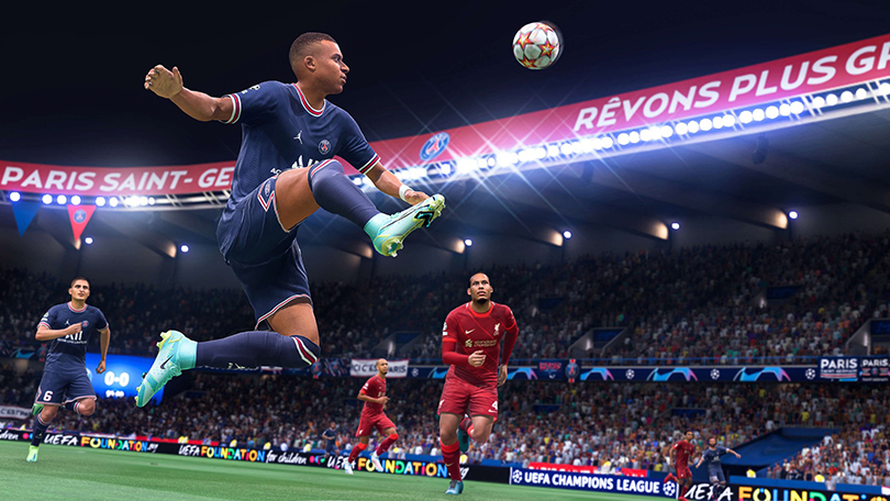 Here is all the news in FIFA 22
