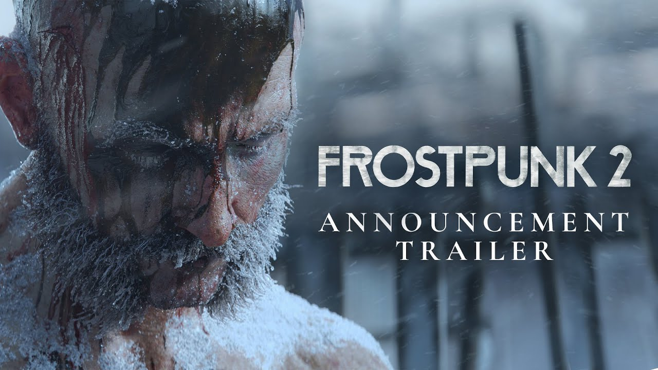 Frostpunk 2 was suddenly announced