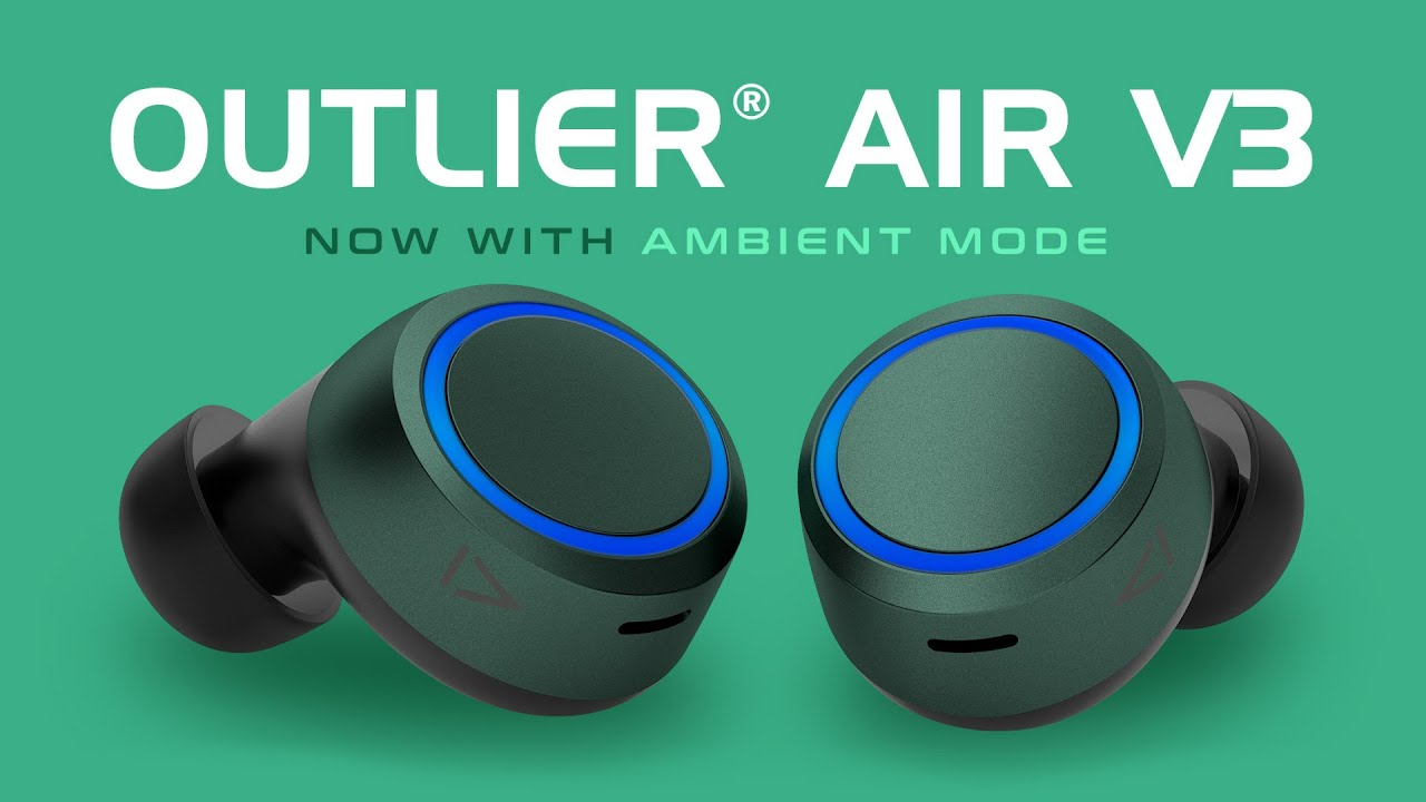 Creative releases true wireless cheats Outlier Air V3