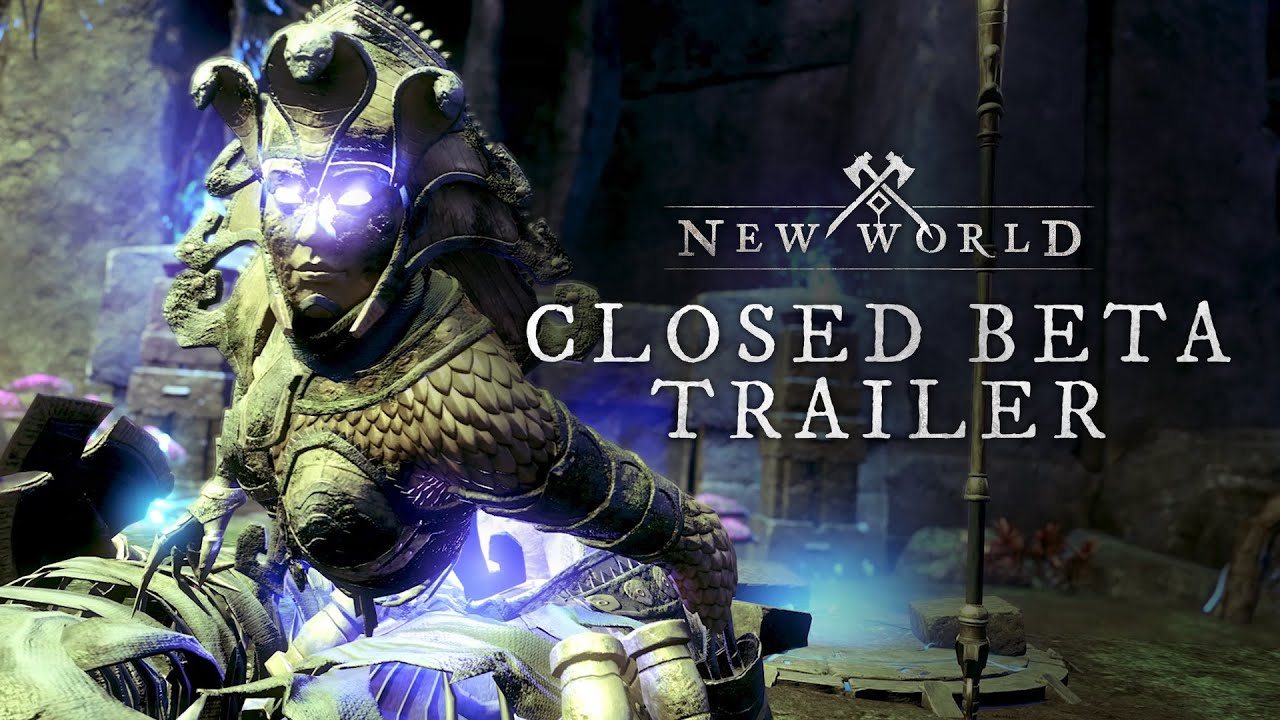 New World is delayed a fourth time but only a month