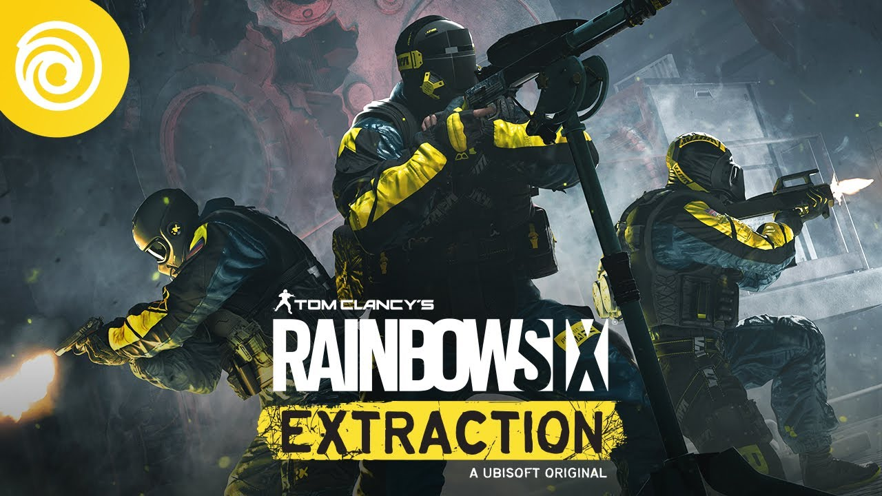 New gameplay clip gives us more of Rainbow Six Extraction