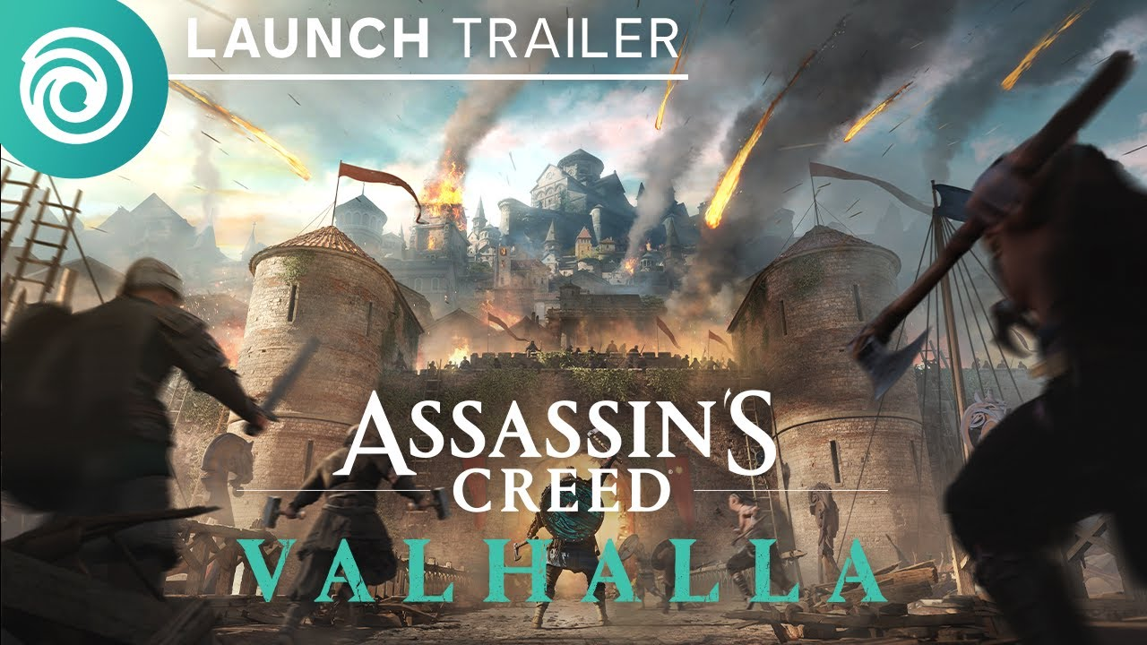 Time for a new Assassin's Creed: Valhalla expansion
