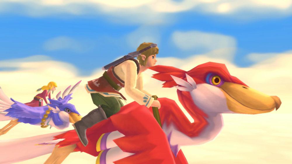 Review: The Legend of Zelda – Skyward Sword HD (Switch)