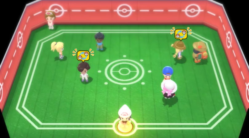 Pokémon Brilliant Diamond and Shining Pearl come with new features