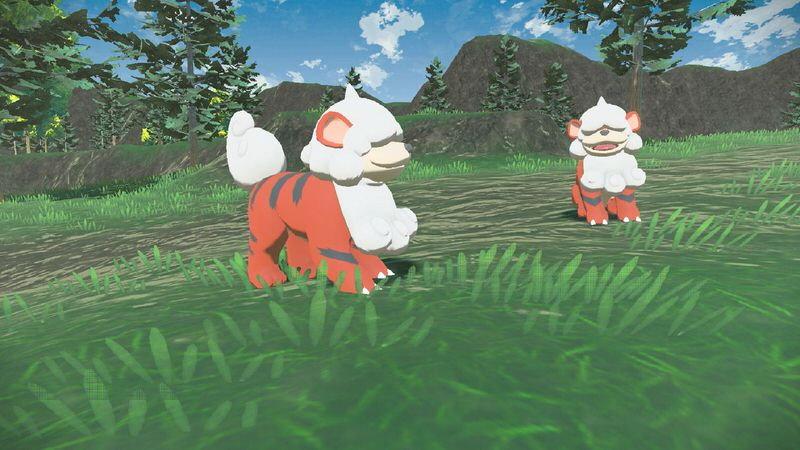 Pokémon Legends: Arceus looks like the next generation of Pokémon games