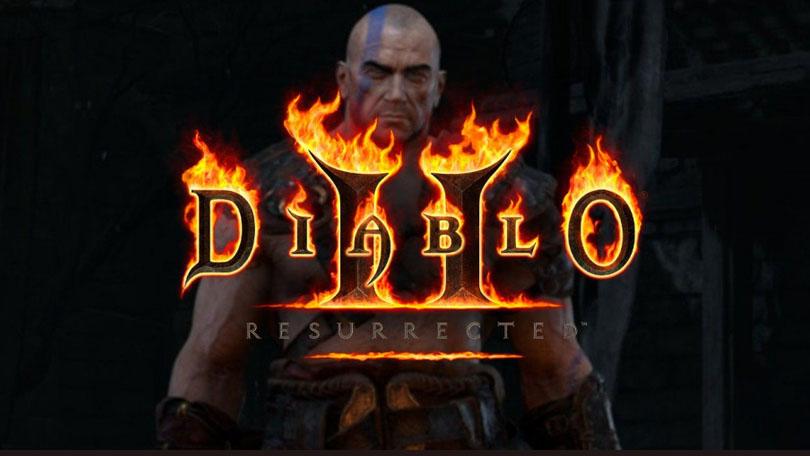 Diablo II: Resurrected is now live