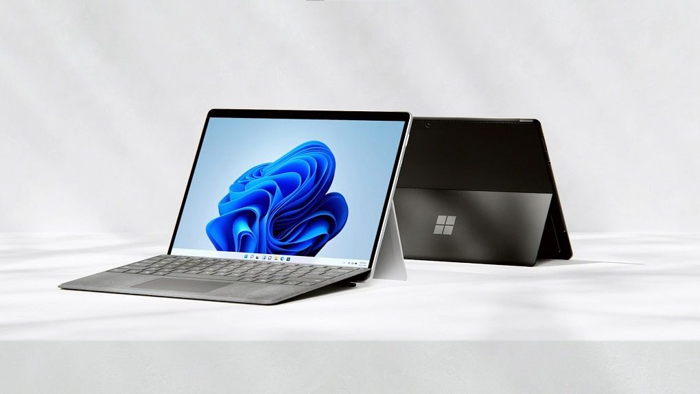 This is the Surface Pro 8