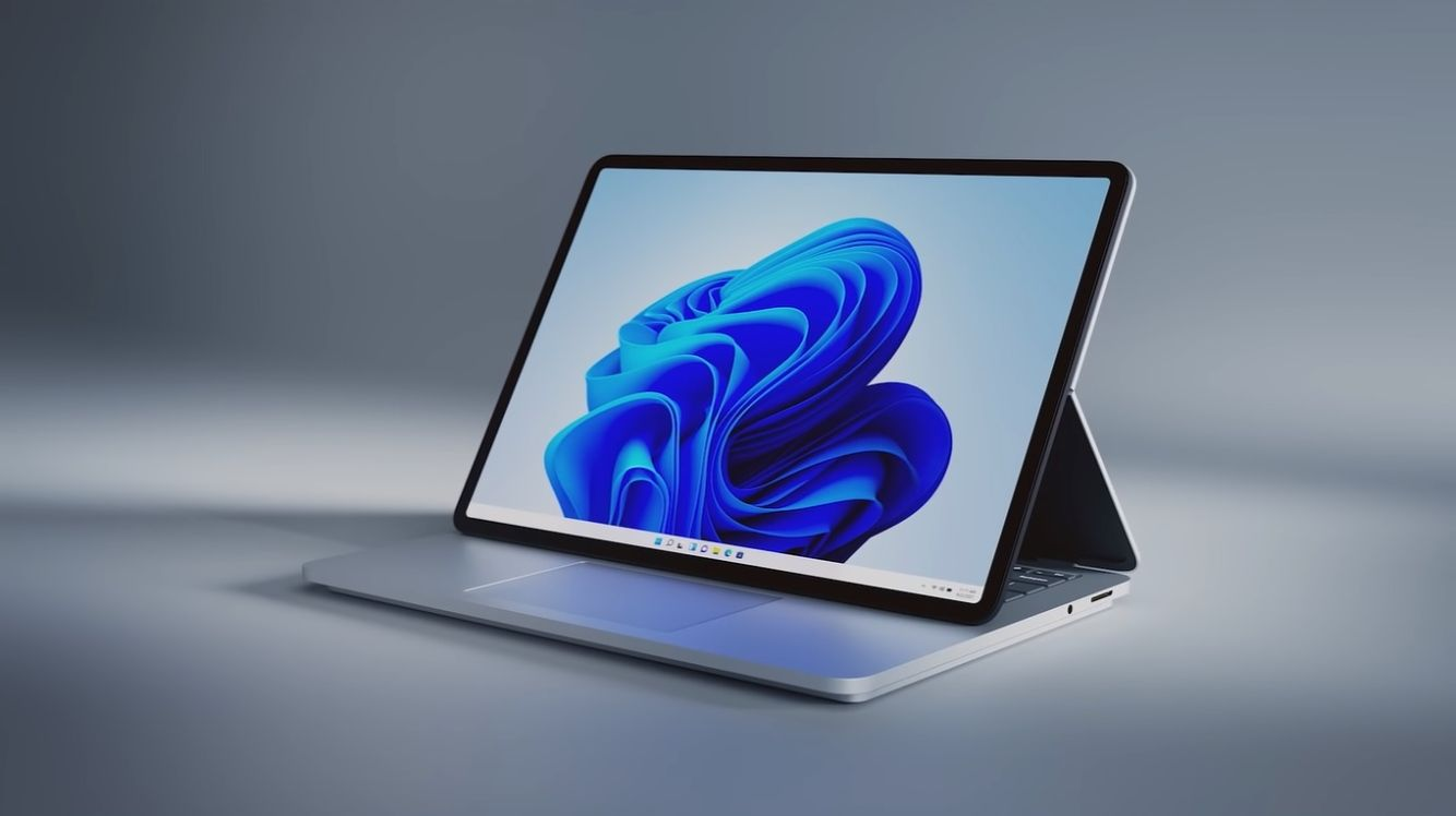 Microsoft presents Surface Laptop Studio