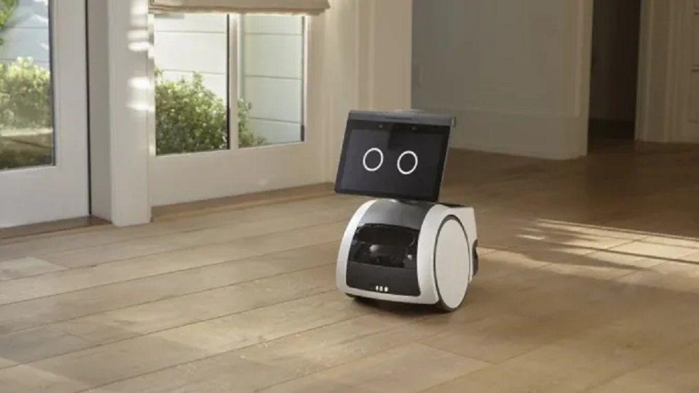 Amazon shows off the Alexa robot Astro