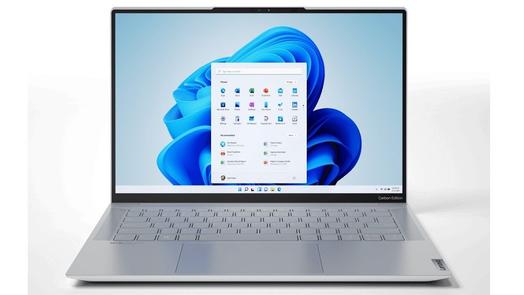 Lenovo's first Windows 11 laptops run the Ryzen