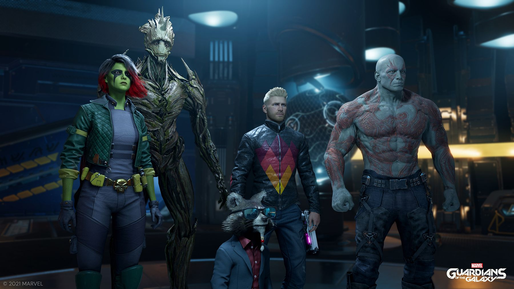 Preview: Guardians of the Galaxy – promising space action from Square Enix