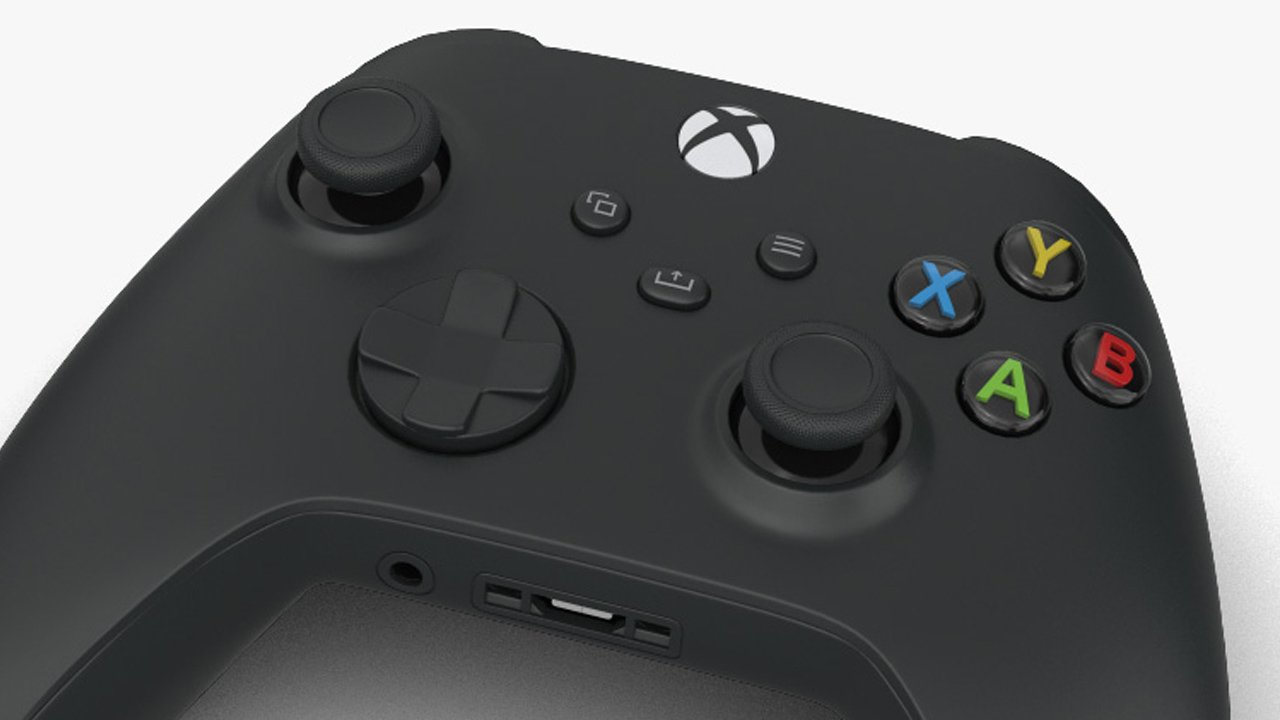Xbox controller, a new life-changing feature