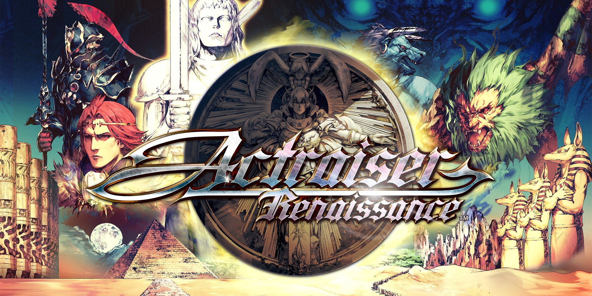 """Nintendo Direct: Out of nowhere, here is a """"remastered"""" version of Actraiser"""