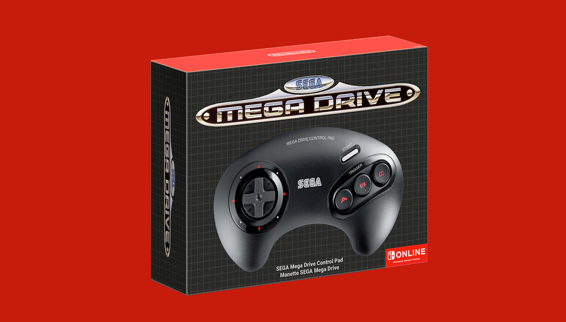 Nintendo Switch: Why the 3-button Mega Drive controller in the West?  Nintendo explains