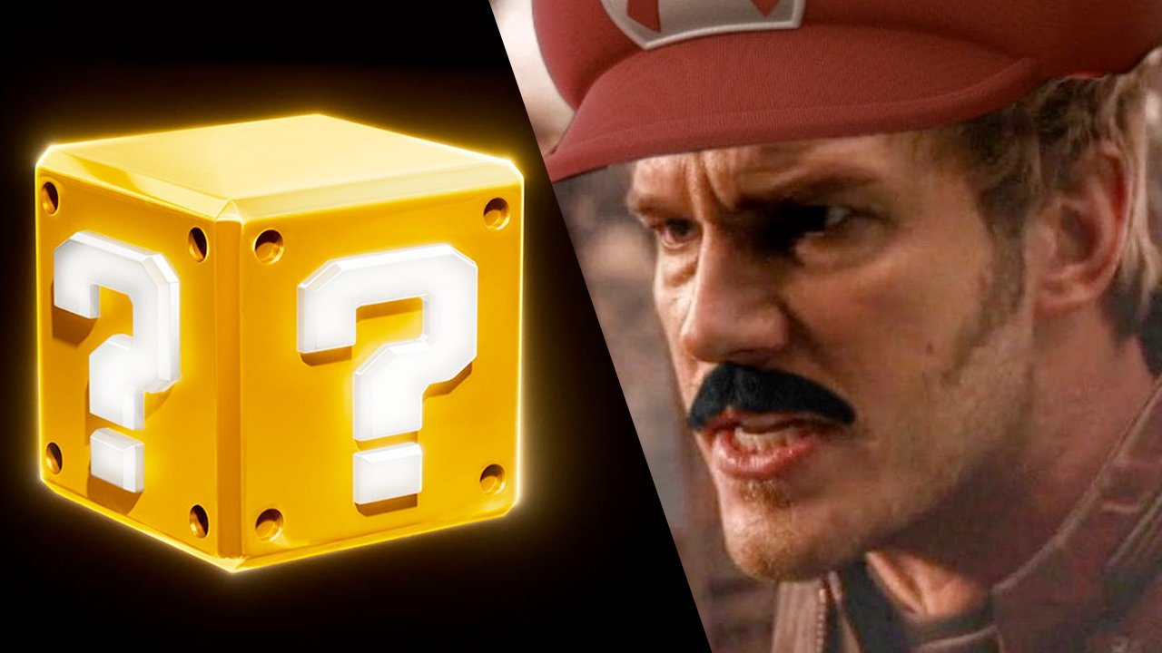 Mario the movie: French release date and Chris Pratt's reaction